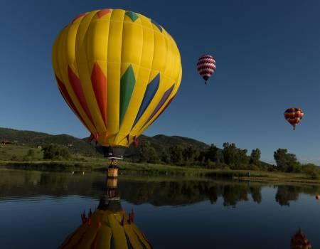 Hot Air Balloon Rodeo