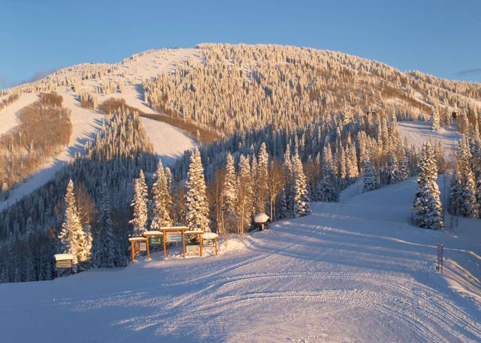 Winter activities in Steamboat Springs