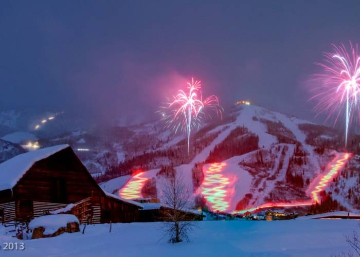 Fireworks Events in Steamboat