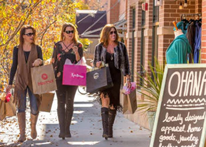 Shopping Downtown Steamboat by Steamboat Chamber